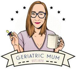 Geriatric Mum