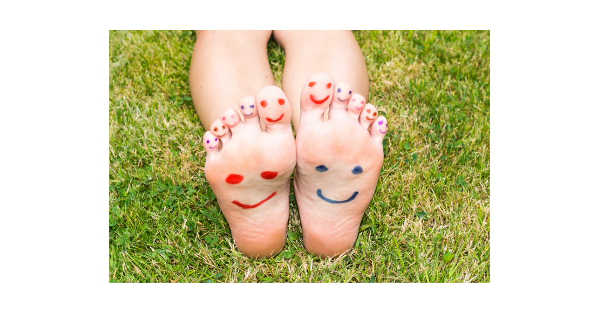 How to fix the hard skin on your feet