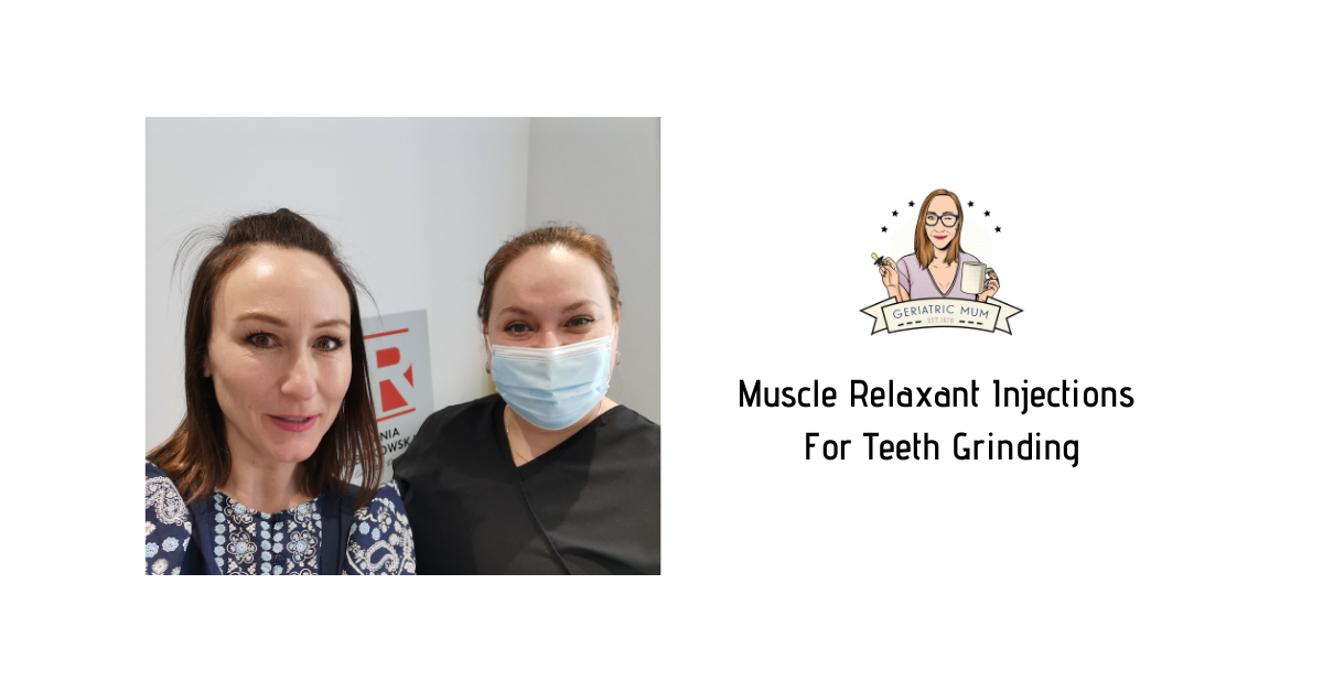 Muscle Relaxant Injections For Teeth Grinding Part 1